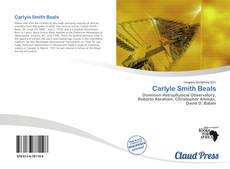 Bookcover of Carlyle Smith Beals