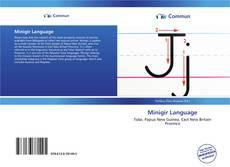 Buchcover von Minigir Language