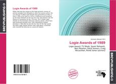 Bookcover of Logie Awards of 1989