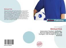 Buchcover von Michael Fink