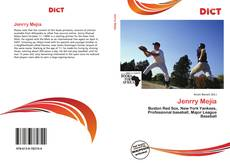 Capa do livro de Jenrry Mejía
