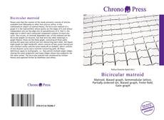 Bookcover of Bicircular matroid
