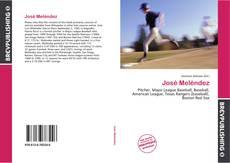 Bookcover of José Meléndez