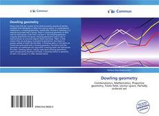 Couverture de Dowling geometry