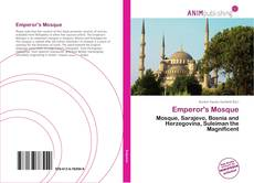 Couverture de Emperor's Mosque