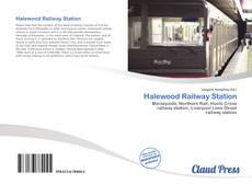 Обложка Halewood Railway Station