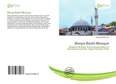 Couverture de Banya Bashi Mosque