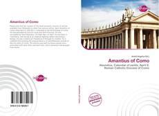 Portada del libro de Amantius of Como