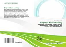 Bookcover of Empress Yuan Leshang
