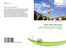 Portada del libro de Fazle Omar Mosque