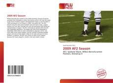 Bookcover of 2009 AF2 Season