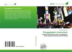 Chuggington characters kitap kapağı