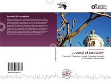 Juvenal of Jerusalem kitap kapağı