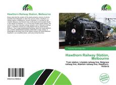 Bookcover of Hawthorn Railway Station, Melbourne