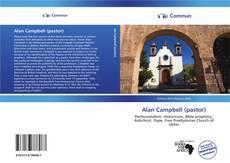 Alan Campbell (pastor)的封面