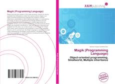 Обложка Magik (Programming Language)