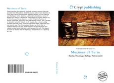 Buchcover von Maximus of Turin