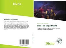 Portada del libro de Brea Fire Department