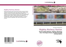 Bookcover of Highley Railway Station