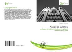 Capa do livro de Antipope Eulalius