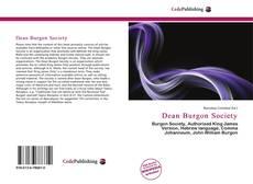 Borítókép a  Dean Burgon Society - hoz