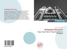Bookcover of Antipope Dioscorus