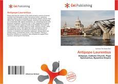 Antipope Laurentius kitap kapağı