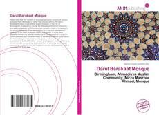 Bookcover of Darul Barakaat Mosque