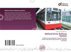 Bookcover of Holland Arms Railway Station