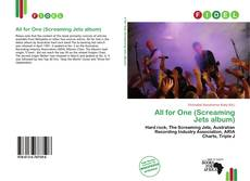 Couverture de All for One (Screaming Jets album)