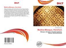 Bookcover of Madina Mosque, Horsham