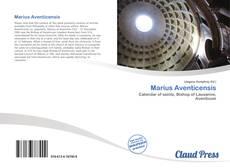 Buchcover von Marius Aventicensis
