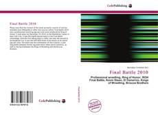 Final Battle 2010 kitap kapağı