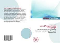Borítókép a  Lava (Programming Language) - hoz