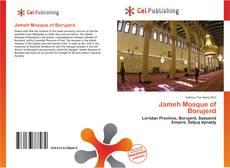Bookcover of Jameh Mosque of Borujerd