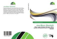 Buchcover von Joey Meyer (Baseball)