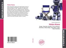 Portada del libro de Helen Kane