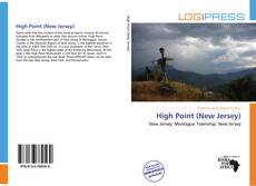 High Point (New Jersey) kitap kapağı