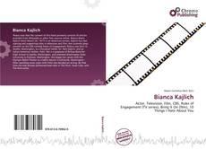 Buchcover von Bianca Kajlich