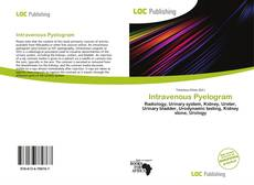 Bookcover of Intravenous Pyelogram