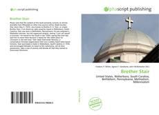 Capa do livro de Brother Stair