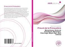Prieuré de la Primaudière的封面