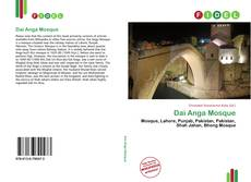 Bookcover of Dai Anga Mosque