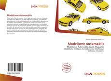Copertina di Modélisme Automobile