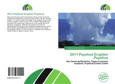 2011 Puyehue Eruption Puyehue的封面