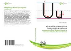 Обложка Middlebury-Monterey Language Academy