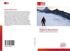 Bookcover of Highest Mountains
