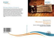 Bookcover of Maximus (Bishop of Zaragoza)