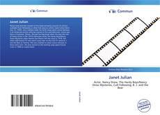 Bookcover of Janet Julian