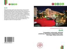 Bookcover of Drift